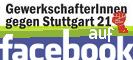 Gewerkschft. gg S21 auf facebook